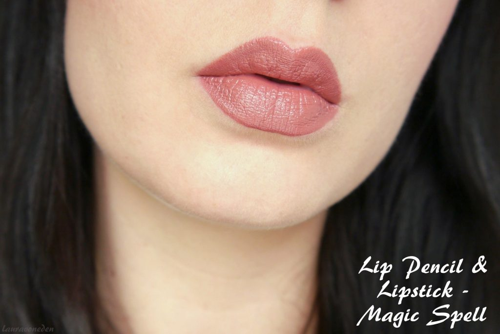 MAC Lipstick Magic Spell