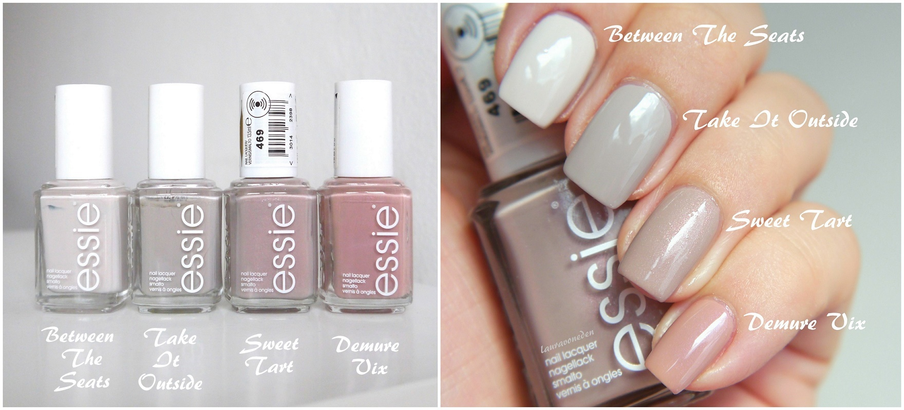 Nagellack Essie Retro Revival 2017 Bold Beauty Laura