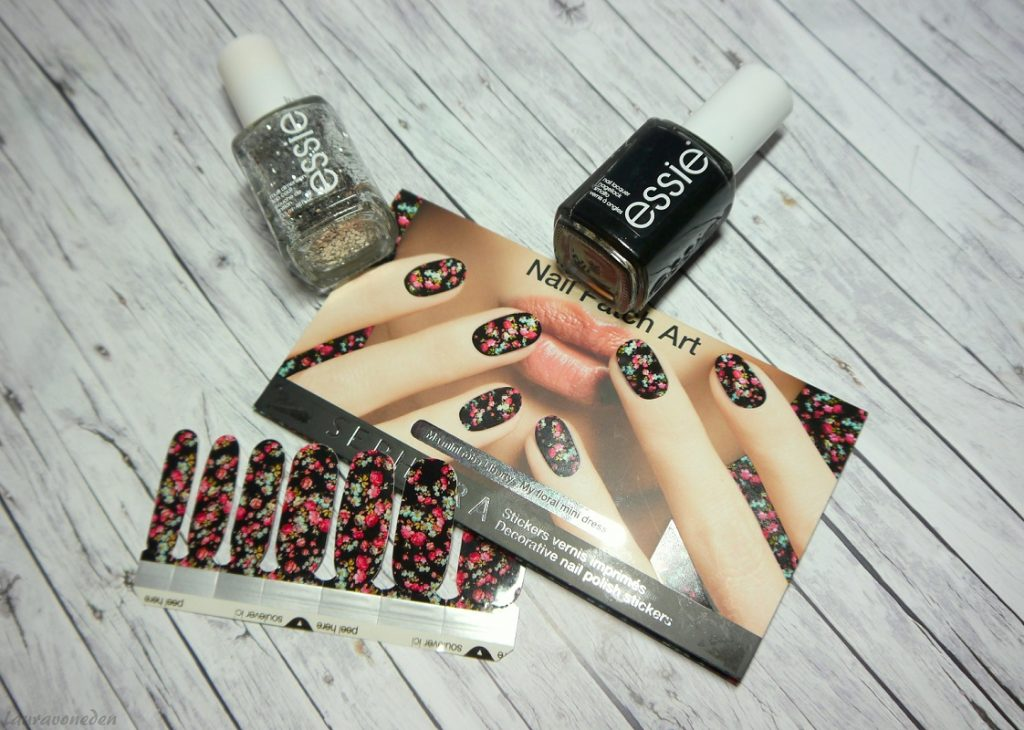 Sephora Nail Polish Stickers