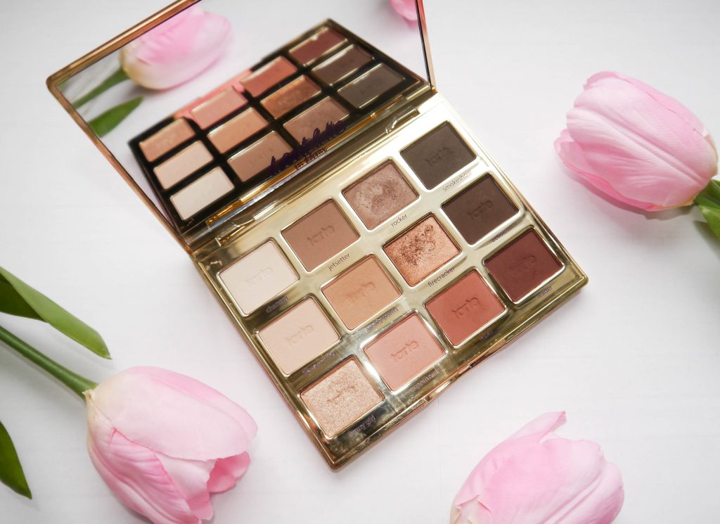 review swatches tarte tartelette in bloom palette laura von eden. Black Bedroom Furniture Sets. Home Design Ideas