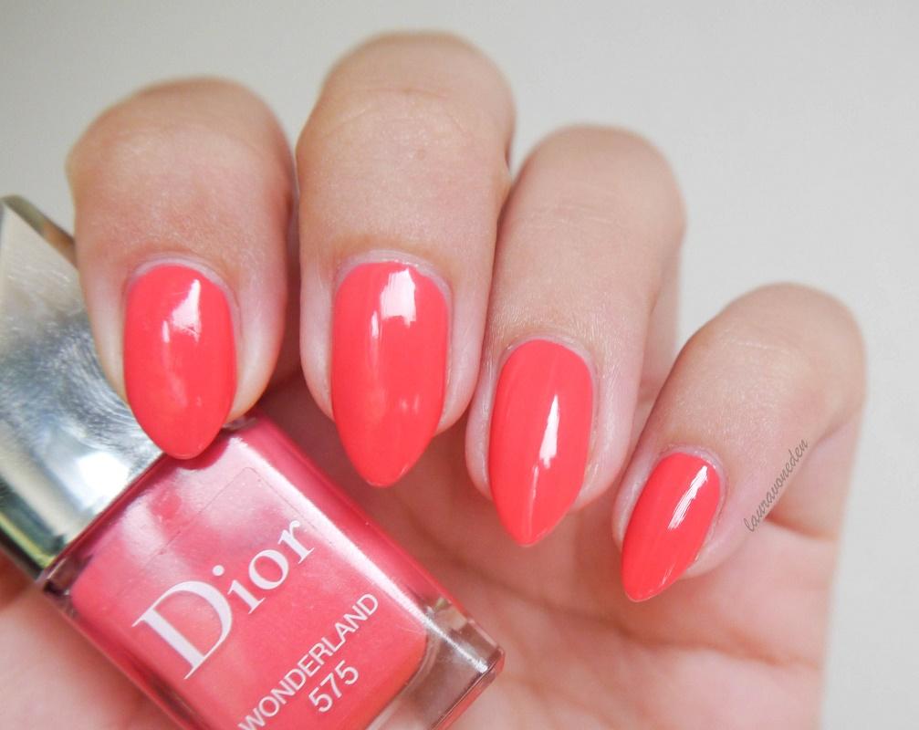 Nagellack] Dior – Wonderland – Laura von Eden